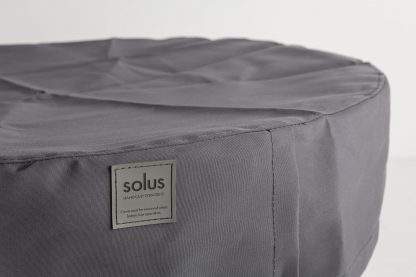 Solus all weather fire pit cover