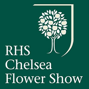 Solus Decor at RHS Chelsea Flower Show 2018 exhibiting fire pits, fire bowls, water features and accessories in London, England