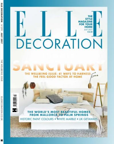 Elle Decoration July 2017