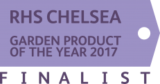 RHS Chelsea Garden Product of the Year 2017 Finalist