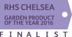 RHS Chelsea Garden Product of the Year 2016 Finalist