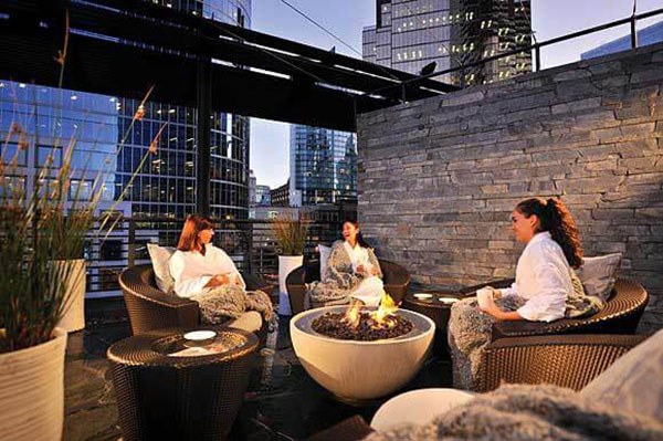 A Romantic Stay at the Fairmont Pacific Hotel