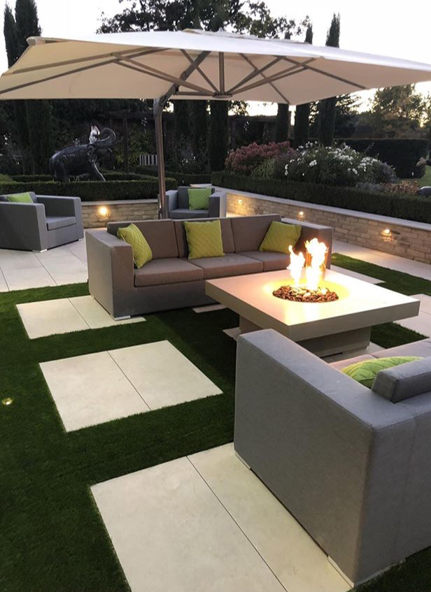 fire pit in Essex