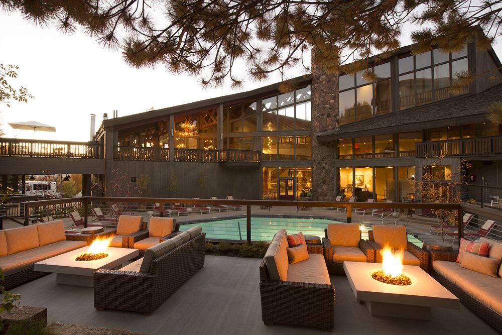 fire pit snow king resort